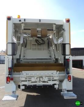 Recolector carga trasera ROS ROCA CROSS 23 DAF 250 CV - 3