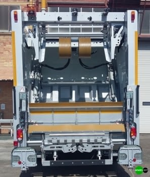 Recolector carga trasera ROSROCA OLYMPUS 17W  (2017) - 5