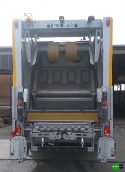 Recolector carga trasera Ros Roca Olympus 12 m3 (2015) - 1