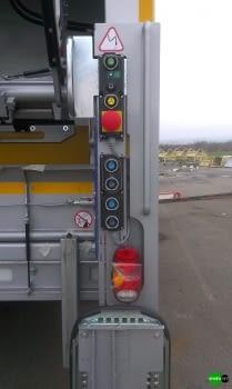 Recolector carga trasera Ros Roca Olympus 12 m3 (2015) - 3