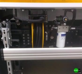 Recolector carga trasera Ros Roca Olympus 12 m3 (2015) - 4