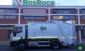 Recolector carga trasera Ros Roca Olympus 12 m3 (2015) - 5