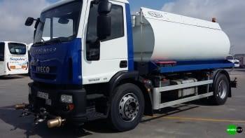 Camion cisterna ROSROCA riego y baldeo de calles - 3