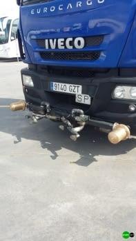 Camion cisterna ROSROCA riego y baldeo de calles - 6