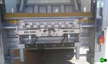 Recolector carga trasera ROSROCA Olympus 16 (2015) - 3