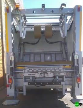 Recolector carga trasera ROSROCA Olympus 16 (2015) - 5