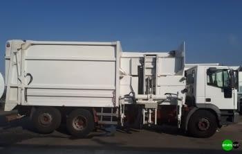 Recolector carga lateral ROS ROCA FARID FMO 25 - 1
