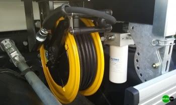 Recolector carga trasera ROSROCA OLYMPUS 16W sobre Renault 18Tn - 2