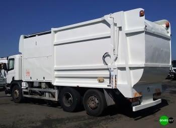 Recolector carga lateral ROS ROCA FARID FMO 25 - 3