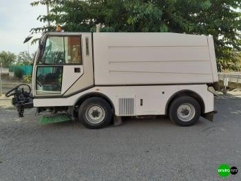 ROSROCA BUCHER CITYCAT 5000 XL Euromot IIIA Barredora de aspiración