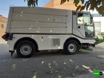 ROSROCA BUCHER CITYCAT 5000 XL Euromot IIIA Barredora de aspiración - 2