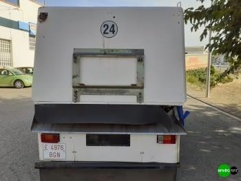 ROSROCA BUCHER CITYCAT 5000 XL Euromot IIIA Barredora de aspiración - 3
