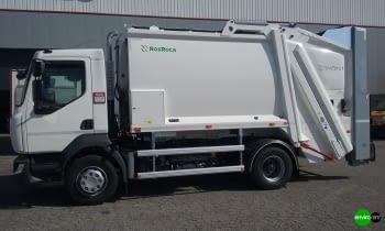 Recolector carga trasera ROSROCA OLYMPUS 11N Renault 16Tn - 4