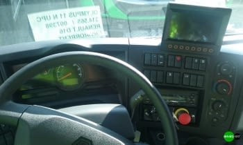 Recolector carga trasera ROSROCA OLYMPUS 11N Renault 16Tn - 5