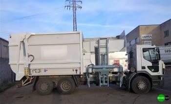 (22) Recolector carga lateral ROS ROCA FARID FMO 25m3