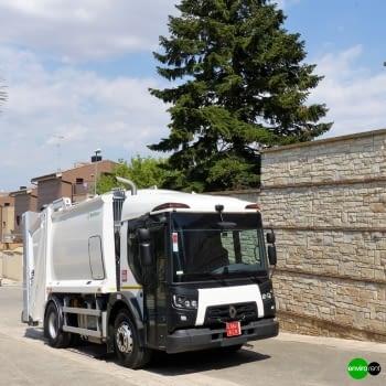 Recolector carga trasera ROSROCA OLYMPUS 14 Renault ACCES 18Tn - 1