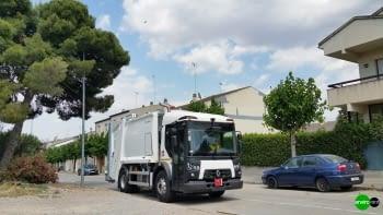 Recolector carga trasera ROSROCA OLYMPUS 14 Renault ACCES 18Tn - 3