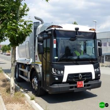 Recolector carga trasera ROSROCA OLYMPUS 14 Renault ACCES 18Tn - 4