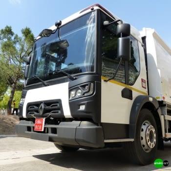 Recolector carga trasera ROSROCA OLYMPUS 14 Renault ACCES 18Tn - 5
