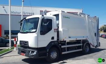 Recolector carga trasera ROSROCA OLYMPUS 11N Renault 16Tn - 2