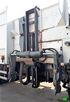 Recolector carga lateral ROS ROCA FARID FMO 25 - 2