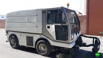 ROS ROCA BUCHER Barredora Aspiración CITYCAT 5000 XL - 1