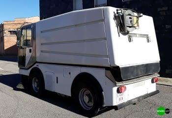 ROS ROCA BUCHER Barredora Aspiración CITYCAT 5000 XL - 2