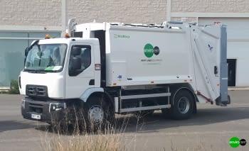 Recolector carga trasera ROSROCA OLYMPUS 16W Renault D18Tn (2019)