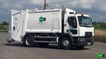 Recolector carga trasera ROSROCA OLYMPUS 16W Renault D18Tn (2019) - 1