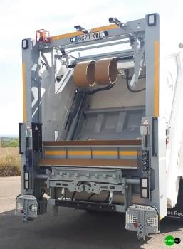 Recolector carga trasera ROSROCA OLYMPUS 16W Renault D18Tn (2019) - 3