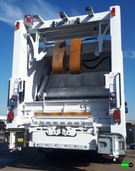 Recolector carga trasera ROSROCA OLYMPUS 20W - 1