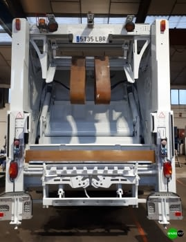 Recolector carga trasera ROSROCA OLYMPUS 16W - 1