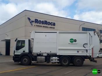 Recolector carga lateral ROS ROCA FARID FMO 25 Euro6 - 5