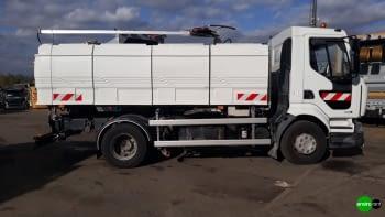 Camión cisterna baldeadora ROSROCA de calles 8000 litros