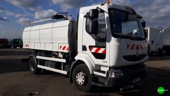 Camión cisterna baldeadora ROSROCA de calles 8000 litros - 3