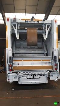 Recolector carga trasera ROSROCA OLYMPUS 20W - 2