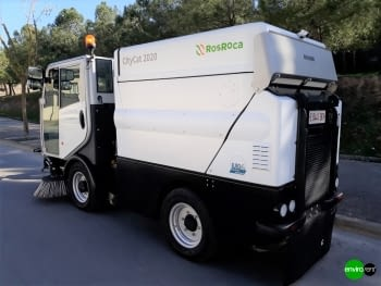 ROSROCA Barredora CITYCAT 2020XL EURO6 - 10
