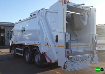 Recolector carga trasera ROSROCA OLYMPUS 20W - 4