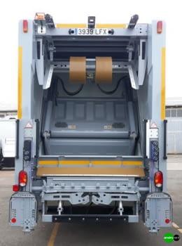(146) Recolector carga trasera Ros Roca Olympus 12 m3 (2020) - 3