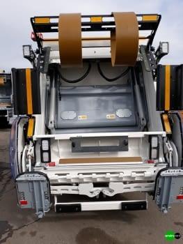 Recolector carga trasera Mini Olympus 8 m3 (PaP) - 6