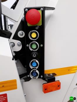 (121) Recolector carga trasera Mini Olympus 8 m3 (PaP) - 7