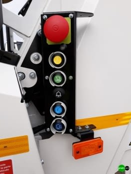 Recolector carga trasera Mini Olympus 8 m3 (PaP) - 8