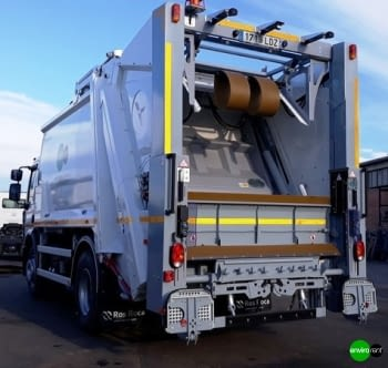 Recolector ROSROCA OLYMPUS 16W Renault 18Tn (2020) - 3