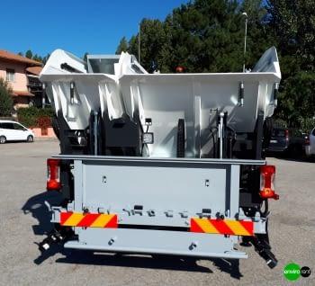 Recolector carga trasera ROS ROCA ORUS Bicompartimentado - 3