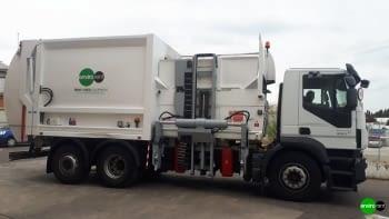Recolector carga lateral ROS ROCA FARID FMO 25 Euro6