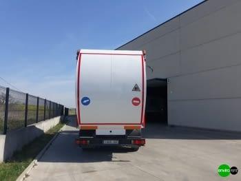 Recolector carga lateral ROS ROCA FARID FMO 25 Euro6 - 4