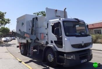 Recolector carga lateral ROS ROCA FARID FMO 17 Euro V - 1