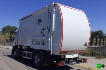 Recolector carga lateral ROS ROCA FARID FMO 17 Euro V - 2