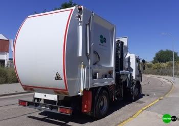Recolector carga lateral ROS ROCA FARID FMO 17 Euro V - 3