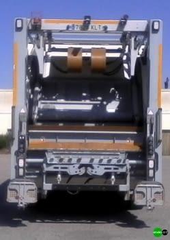 Recolector ROSROCA OLYMPUS 16W Renault 18Tn (2018) - 2